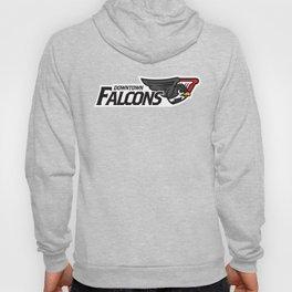 Downtown Falcons Full Logo Hoody
