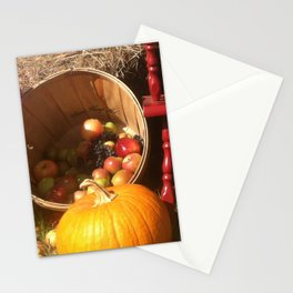 Fall Fun Stationery Cards