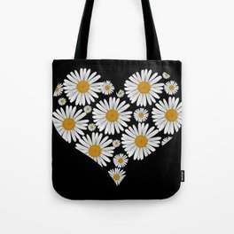 Daisy Love Tote Bag