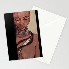 Black Venus Stationery Cards