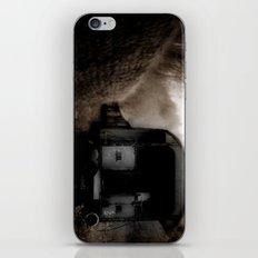 The Ghost Train II iPhone Skin