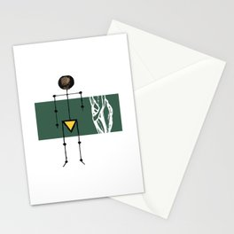 Body and Soul Stationery Cards