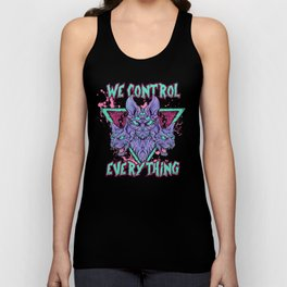 WE CONTROL EVERYTHING Unisex Tank Top