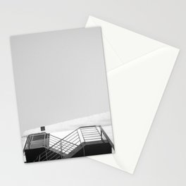 #305 Heart staircase Stationery Cards