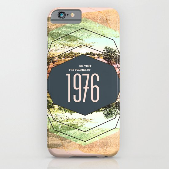 Summer of 1976 iPhone & iPod Case