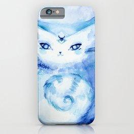 Serena Cat : Peace iPhone Case