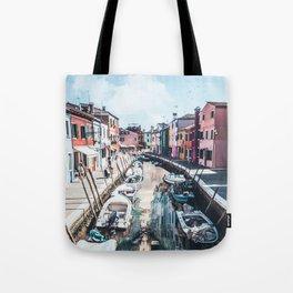 Venice inception by GEN Z Tote Bag
