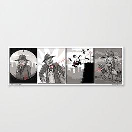 Laser Accuracy Canvas Print
