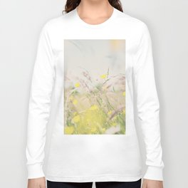 lazy hazy summer days ... Long Sleeve T-shirt