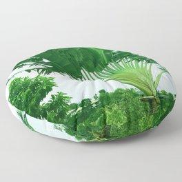 Green Haven Floor Pillow