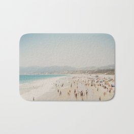 summer time in Santa Monica ... Bath Mat