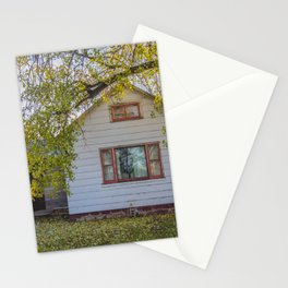 Abandoned House, Chaseley, North Dakota 2 Stationery Cards