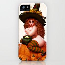Happy Halloween! iPhone Case