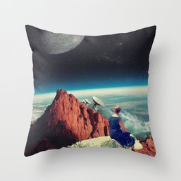 Those Evenings Throw Pillow