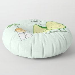 Parenthood Floor Pillow