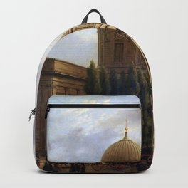 Carl Hasenpflug - The Cathedral in Berlin Backpack