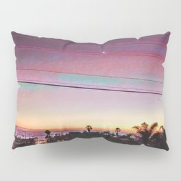 Cardiff Sunset Pillow Sham
