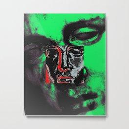 Avenir Metal Print
