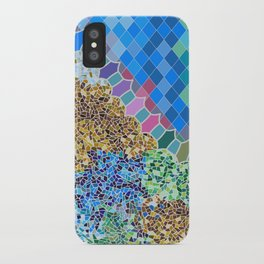 INSPIRED BY GAUDI iPhone Case