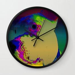 PITTY PAT Wall Clock