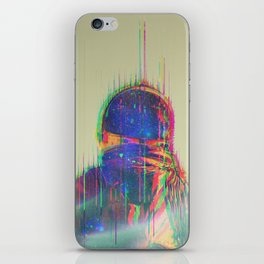 The Space Beyond - Astronaut iPhone Skin