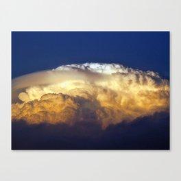 Dark Clouds 3 Canvas Print