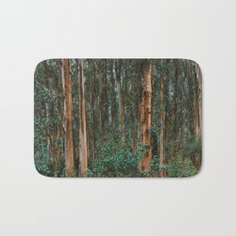 Eucalyptus Trees Near Berkeley California Bath Mat