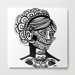 Mi Madre Metal Print