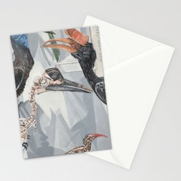 Hornbill Exhibit Stationery Cards