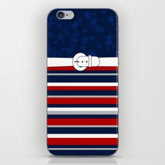 Stars and Stripes iPhone & iPod Skin