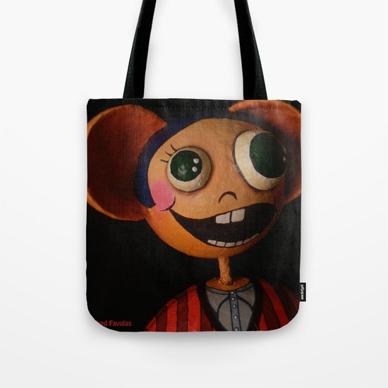 Fred Favolas Tote Bag