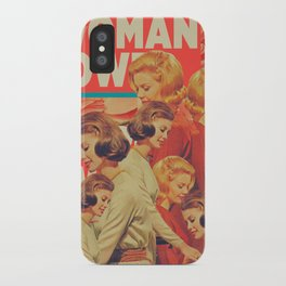 Woman Power iPhone Case
