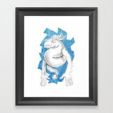 Eggeye Framed Art Print