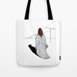 The Old Sorceress Tote Bag