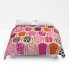 Nails Comforters
