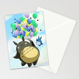 Up, Up and Away Stationery Cards