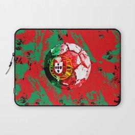 football Portugal  Laptop Sleeve