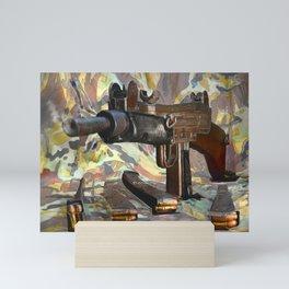 Warped Logic Mini Art Print