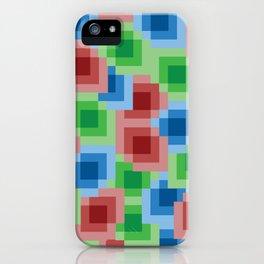 Geo 1 iPhone Case