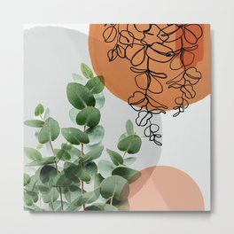 Simpatico V4 Metal Print