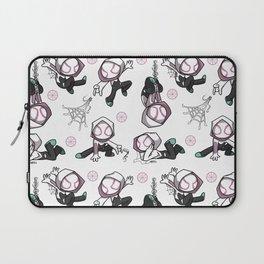 Little Spider-Gwen Laptop Sleeve