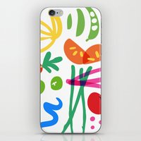 health iPhone & iPod Skins featuring Picture of Health by ColorisBrave