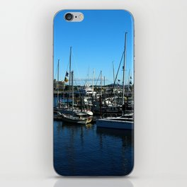 Harbor Of Victoria - Vancouver Island iPhone Skin