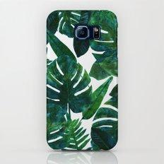 Perceptive Dream || #society6 #tropical #buyart Galaxy S8 Slim Case