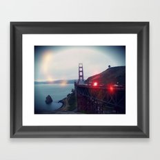 Frisco Framed Art Print