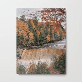 The Tahquamenon Falls Metal Print