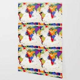 map Wallpaper