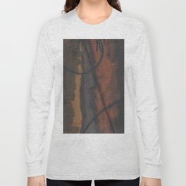 Charted Space, Small No. 1 Long Sleeve T-shirt