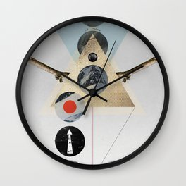 rvlvr.net project entry Wall Clock