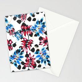 Palm foliage Stationery Cards